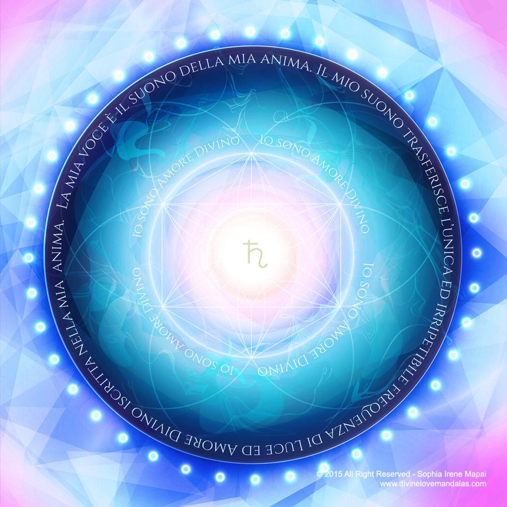 Voce del cuore - Divine Love Mandalas
